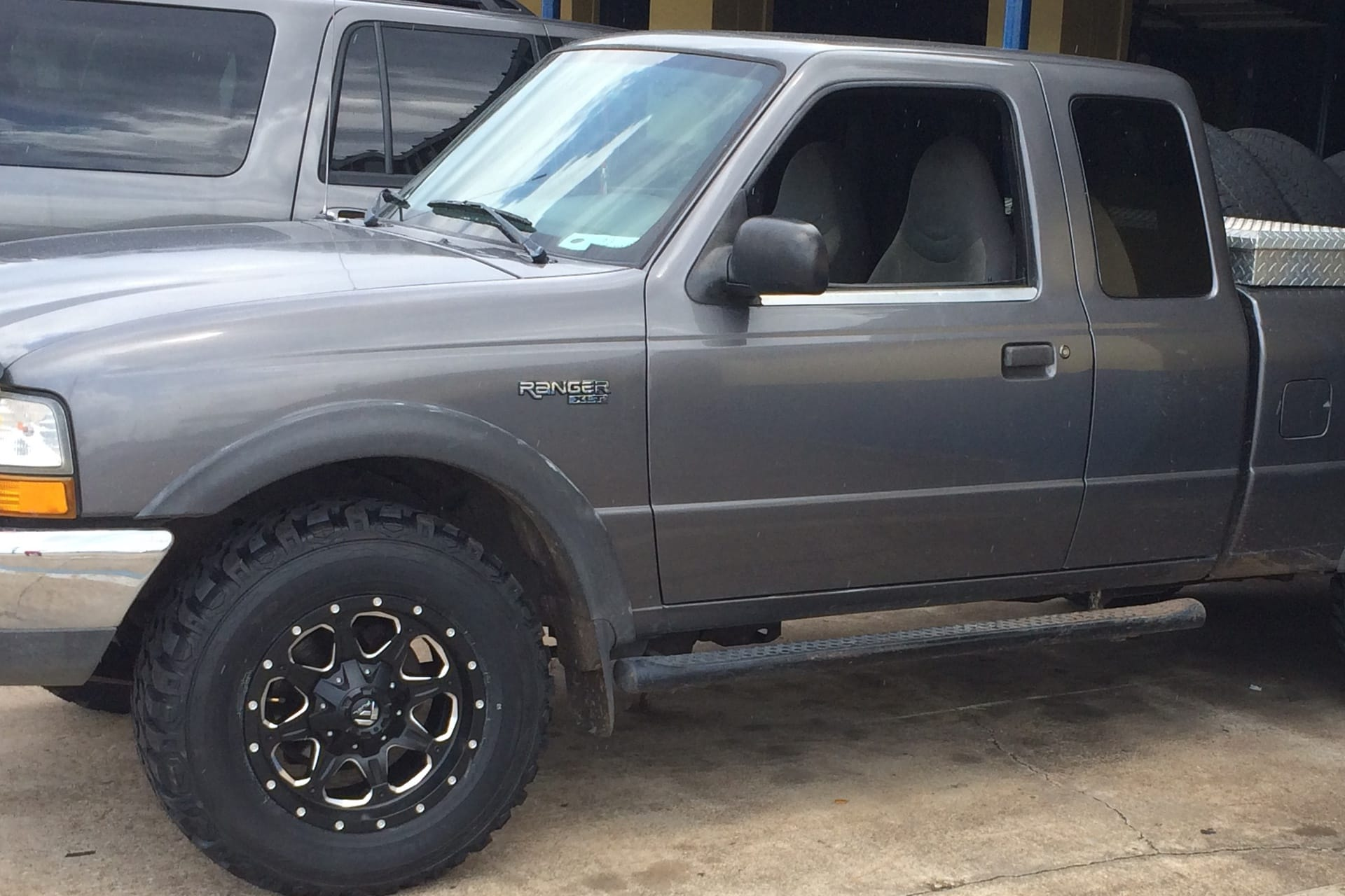 ford ranger truck black wheels ford get free image about wiring diagram