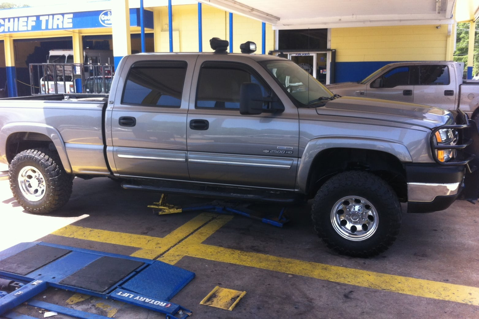 Silverado - 4007552 | Big Chief Tire