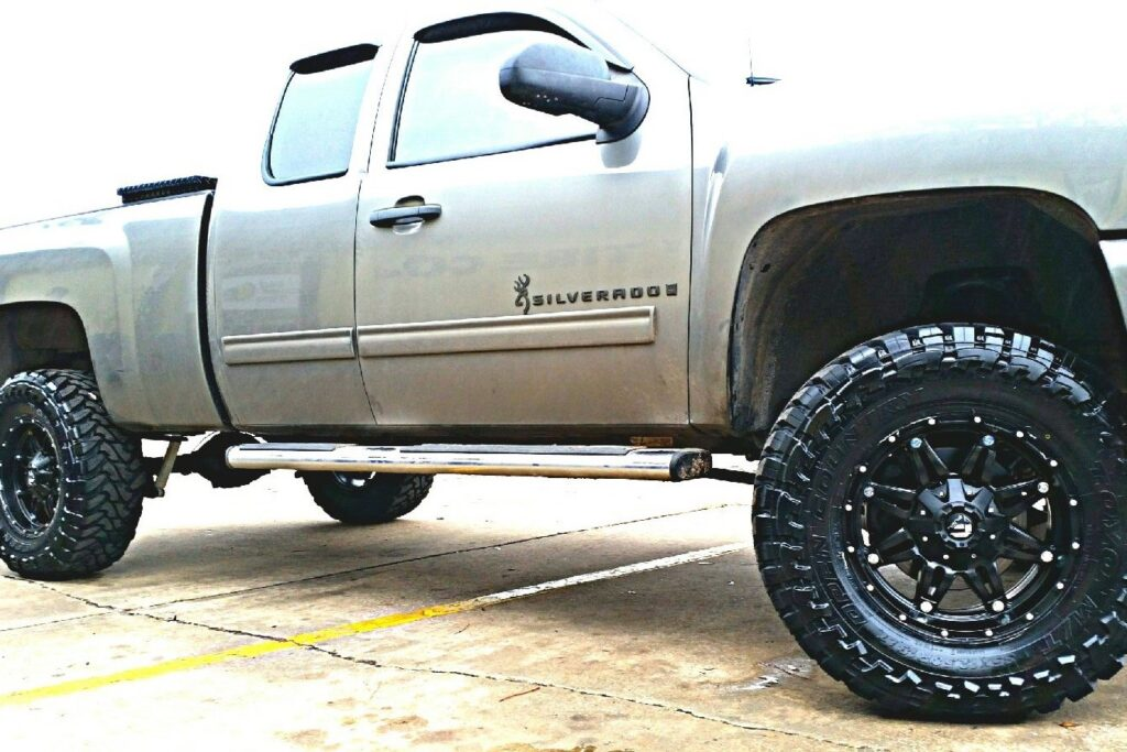 Toyo Open Country Mt